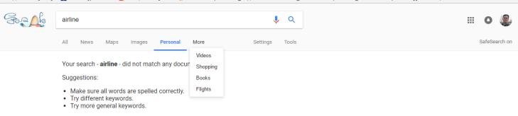 consumer google search